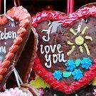 Hearts of chocolate by Arie Koene