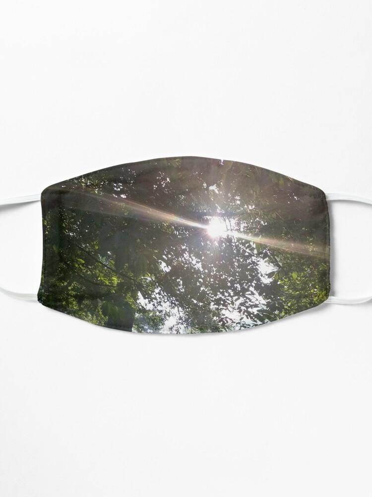 Alternate view of M.I. #12 |☼| Smoky Tree Sun Rays - Portrait Shot (Pearson Park) Mask