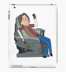 Doctor Rush and The Chair iPad Case/Skin
