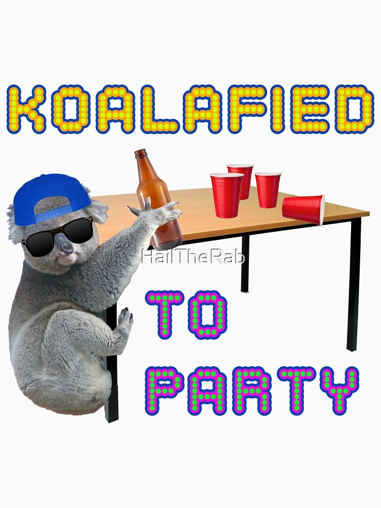 Koalafied to Party | Unisex T-Shirt