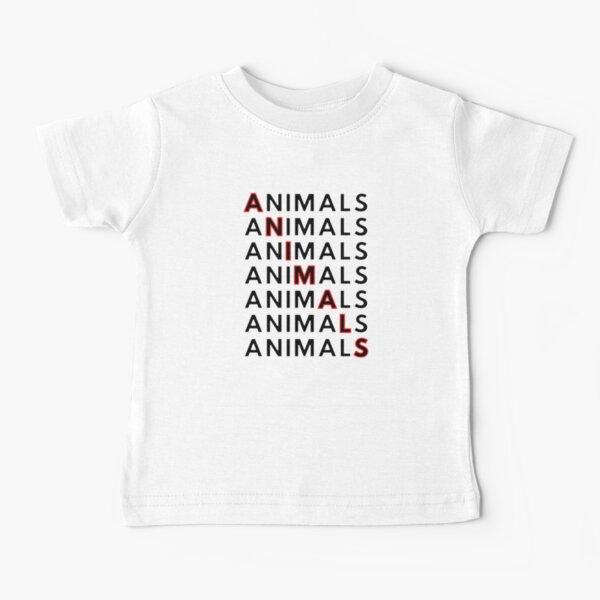 Animals Baby T-Shirt