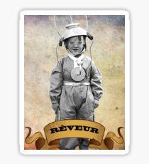 Rêveur Sticker