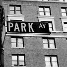 «Park Ave - New York City» de jennisney