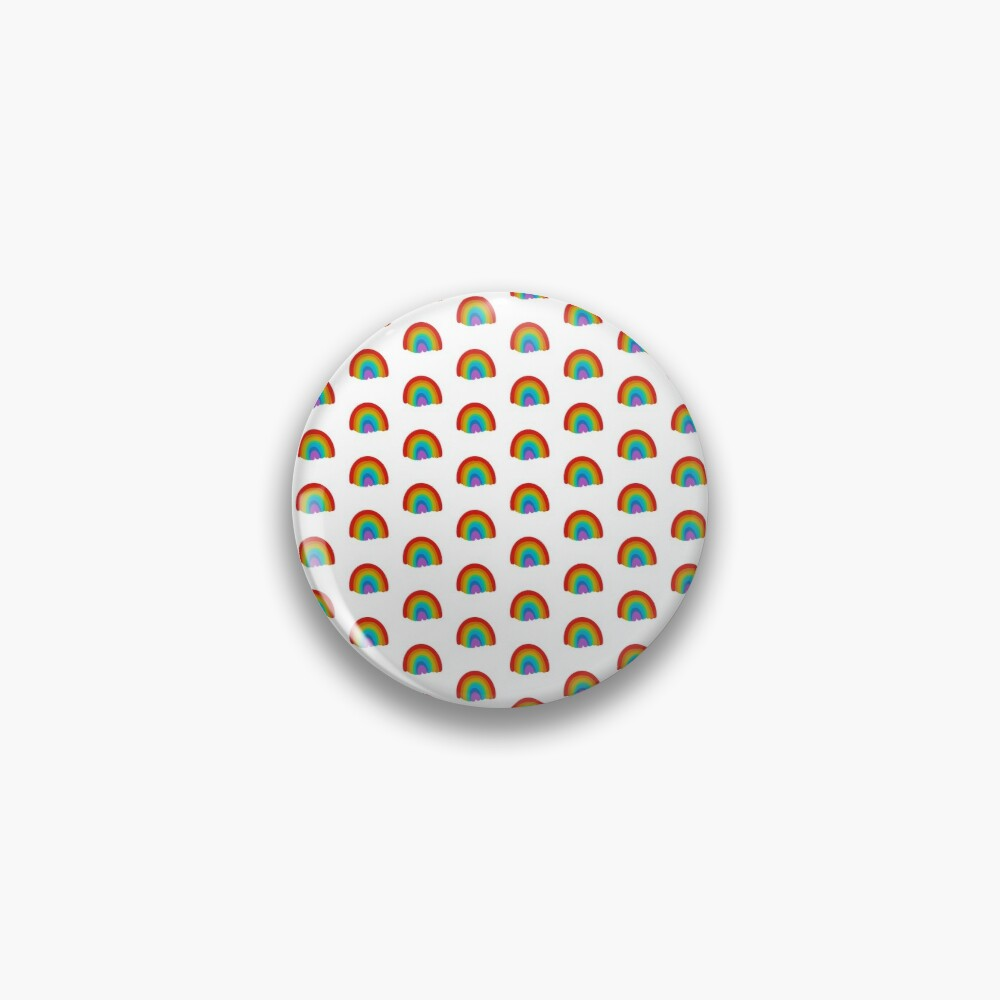 Rainbow Collection Pin