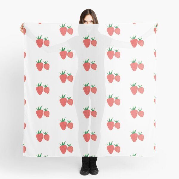 Strawberry Collection Scarf