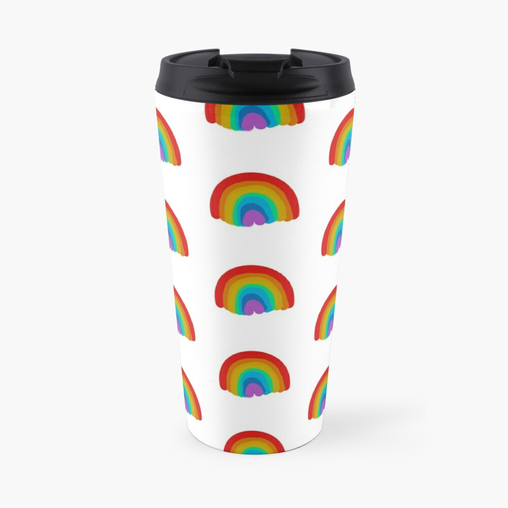 Rainbow Collection Travel Mug