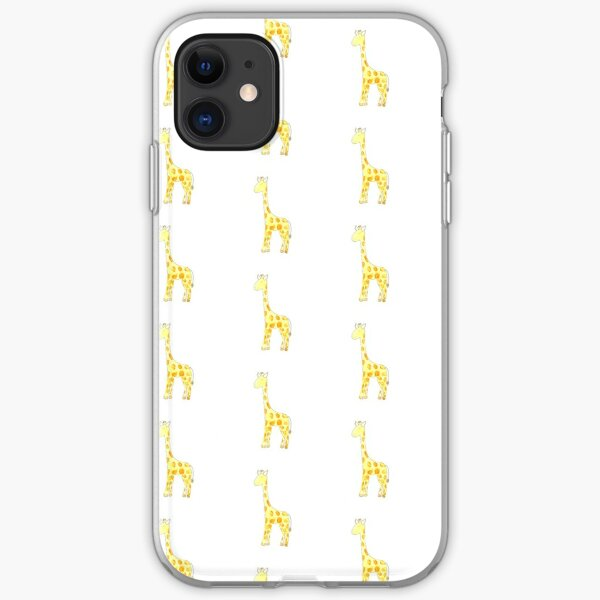 Giraffe Collection  iPhone Soft Case