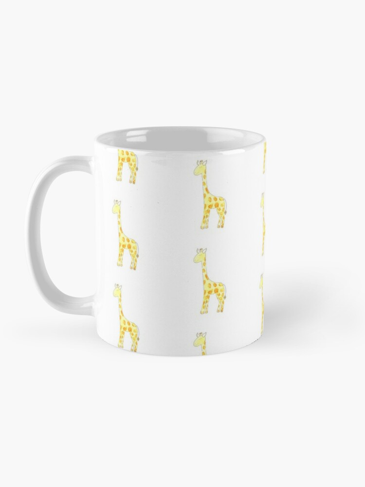 Alternate view of Giraffe Collection  Mug