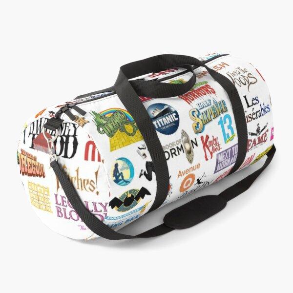 Musical Logos Duffle Bag