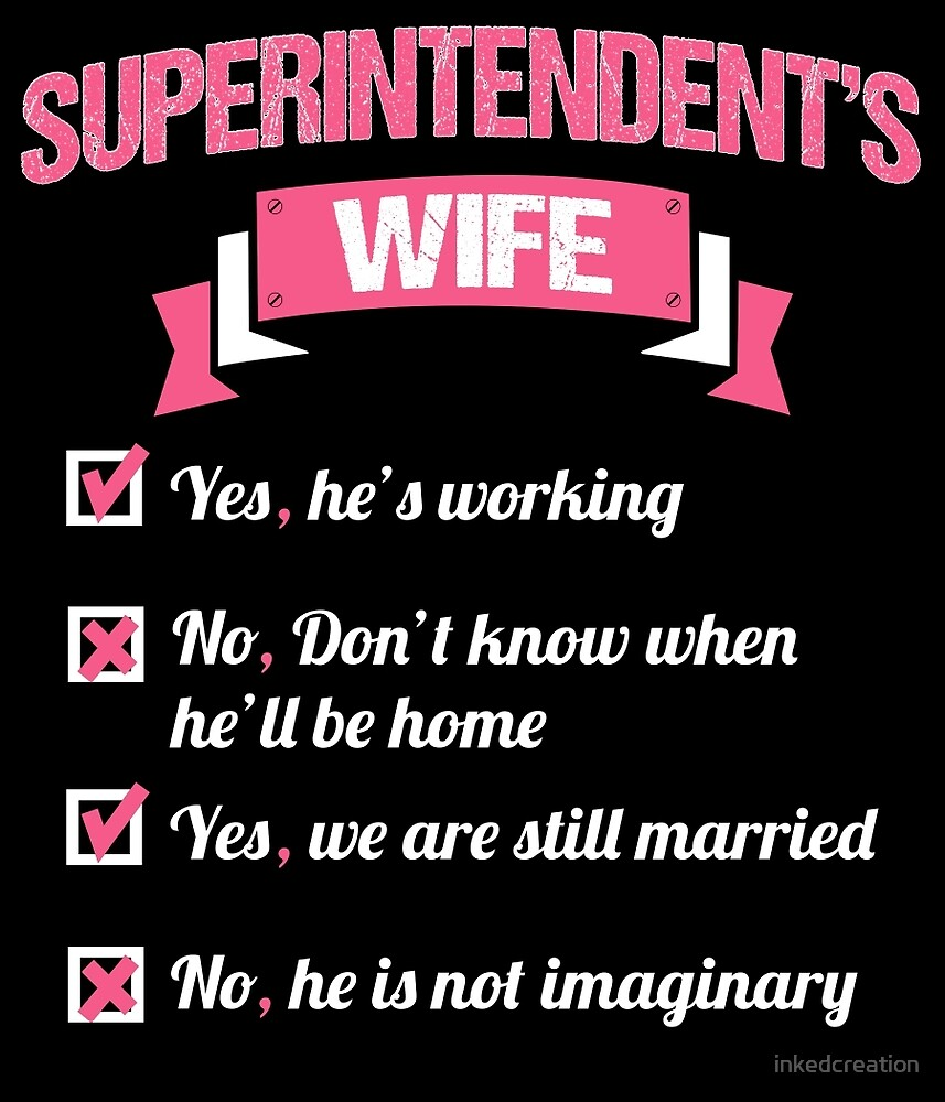 SUPERINTENDENT'S WIFE by inkedcreation