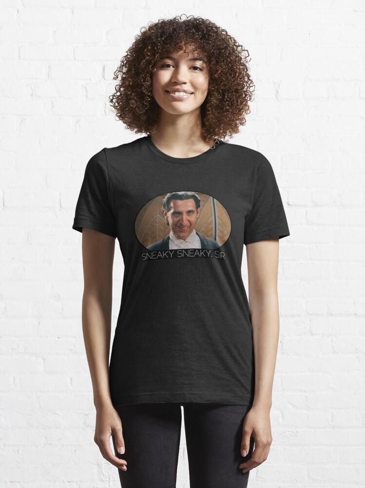 Alternate view of Mr. Deeds Sneaky Sneaky, Sir Essential T-Shirt