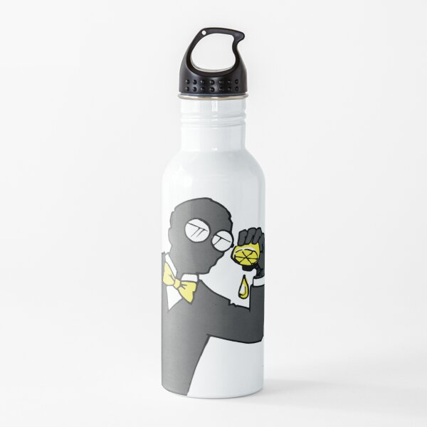 Fate Lemons (Death and Taxes) Water Bottle