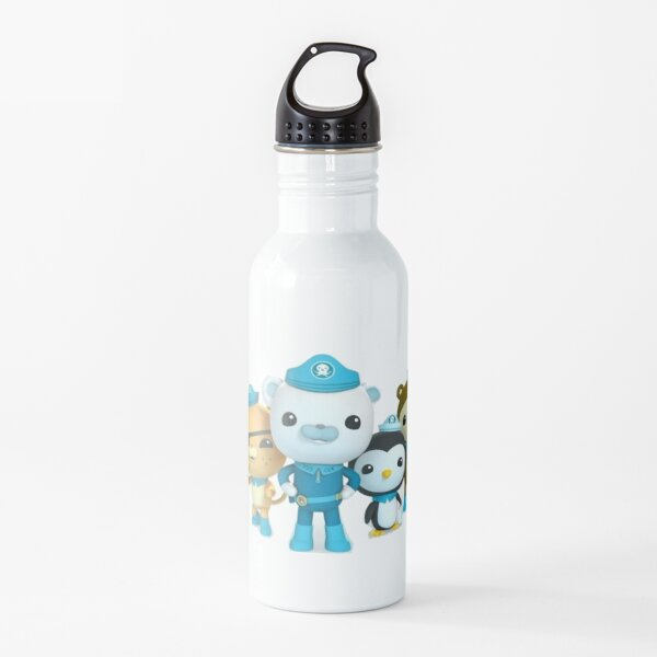 Kwazii From Octonauts T-shirt Kids 2020 &Mask and Sticker Water Bottle