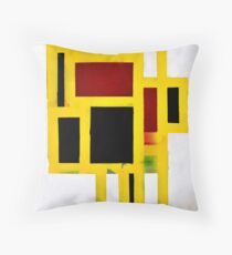 5th Element Throw Pillow