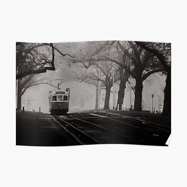 Tram Under the Elms Poster