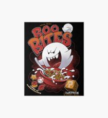 Boo Bites Galeriedruck