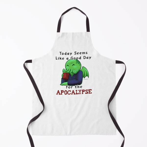 Good Cthulhu Morning Apron