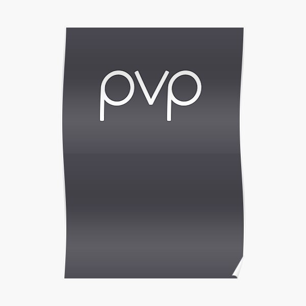 PVP Poster