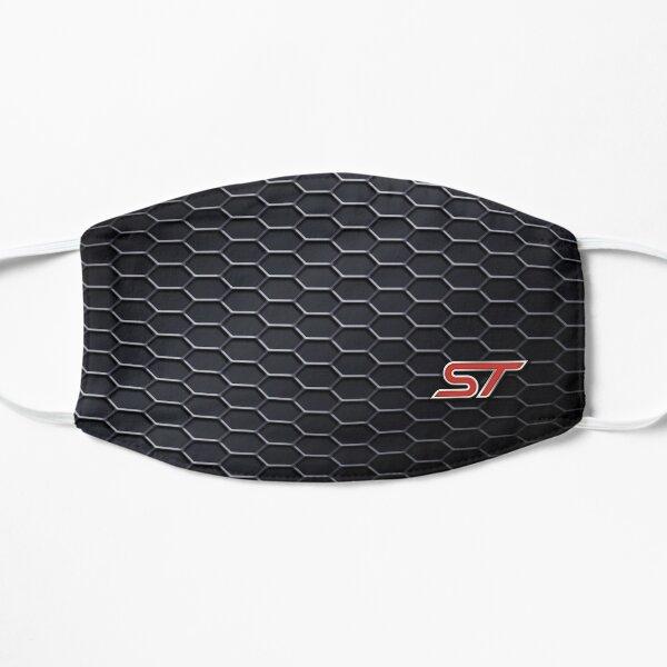HEX GRILLE - Ford ST emblem Flat Mask