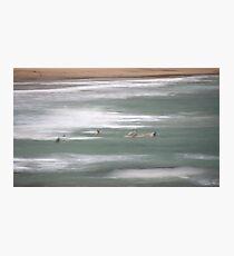 Saltwater. Photographic Print