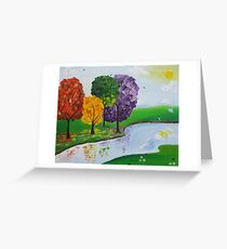 Where There Is Quiet Greeting Card