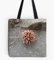Liquidambar styraciflua seed Tote Bag