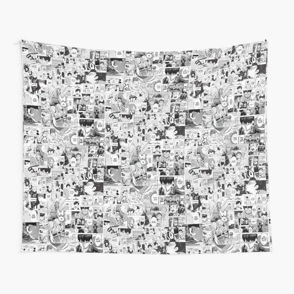 Haikuu!! Collage Tapestry