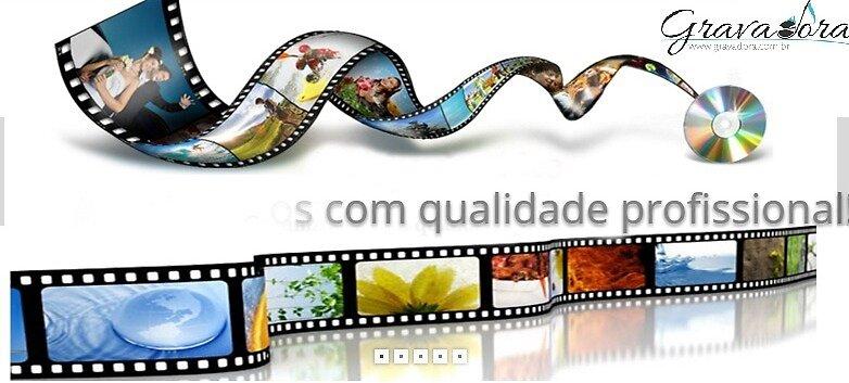 Serviços de duplicação de CDs DVDs | Gravadora by Gravadora