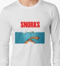 SNORKS...... da, da, da, da Long Sleeve T-Shirt