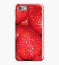 Strawberries :) :) :) iPhone Case/Skin