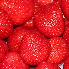 Strawberries :) :) :) by vbk70