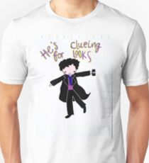 Sherlock Clueing For Looks T-Shirt