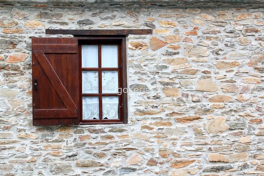 old window by goceris