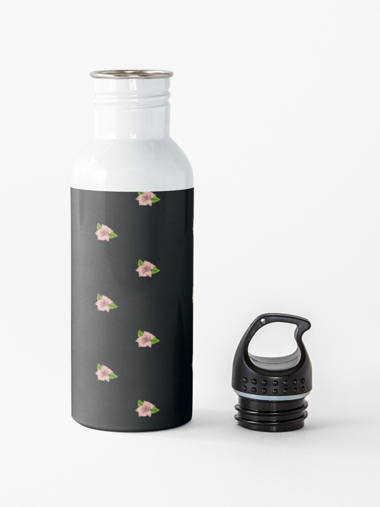 Alternate view of Cherry Blossom Collection Water Bottle