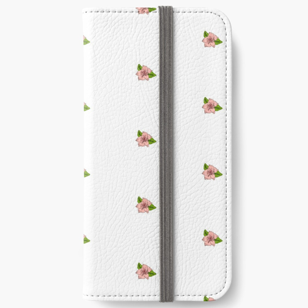 Cherry Blossom Collection iPhone Wallet