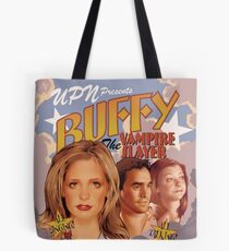Buffy: Once More, With Feeling Tote Bag