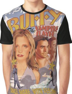 Buffy: Once More, With Feeling Graphic T-Shirt