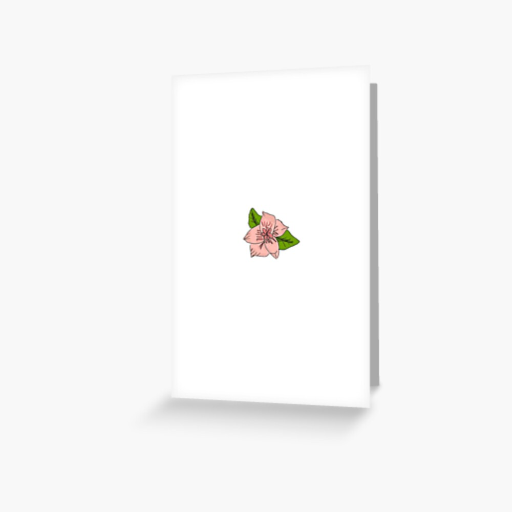 Cherry Blossom Collection Greeting Card
