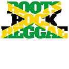 Roots Rock Reggae jamaica by jackthewebber