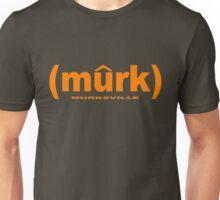 (murk) ORANGE Unisex T-Shirt