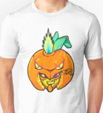 Fruity Hero // Orange Gunner Unisex T-Shirt