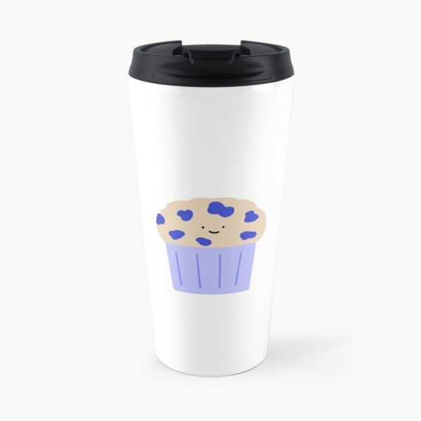 Blueberry Muffin! Travel Mug
