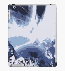 Alien Antarctic Moonscape iPad Case/Skin