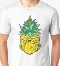 Fruity Hero // Pineapple Robo Unisex T-Shirt