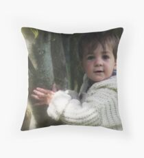 """Parker"" Throw Pillow"