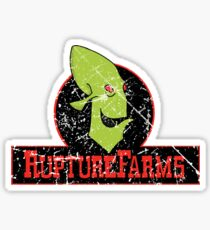 Rupture Farms Grime Sticker