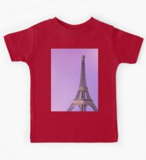 Eiffel Tower Kids Clothes
