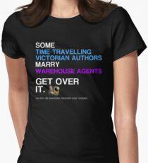Some Victorians marry Warehouse agents Dark Version. T-Shirt