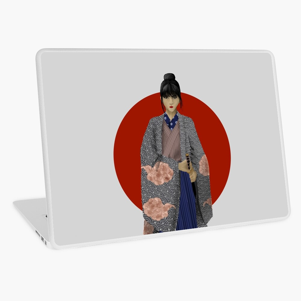 The Fight Laptop Skin