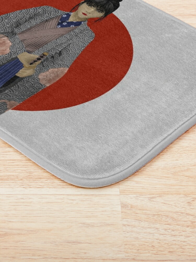 Alternate view of The Fight Bath Mat